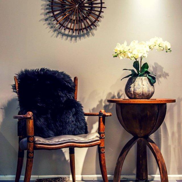 Мебель в Африканском стиле, африканский интерьер