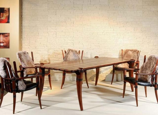 уникальные обеденные столы