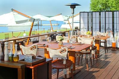 уличная мебель для ресторанов, гостиниц и других общественных заведений