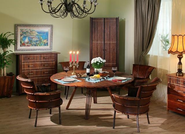 круглые столы, Австралия, дизайнерская мебель
