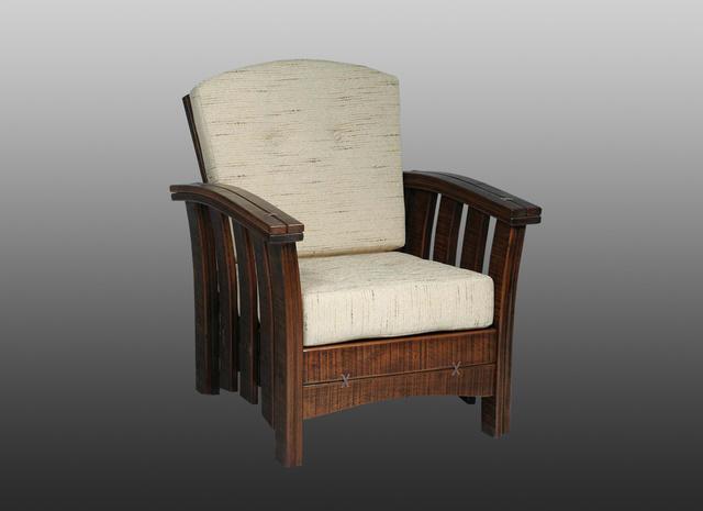 Кресло из массива купить отечественное