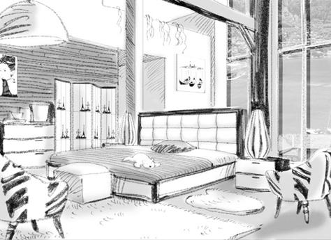 Дизайнерская мебель для спальни. Каталог эксклюзивной мебели.