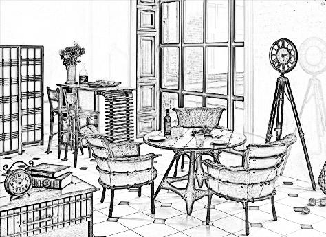 Дизайнерская мебель в столовую. Эксклюзивные коллекции